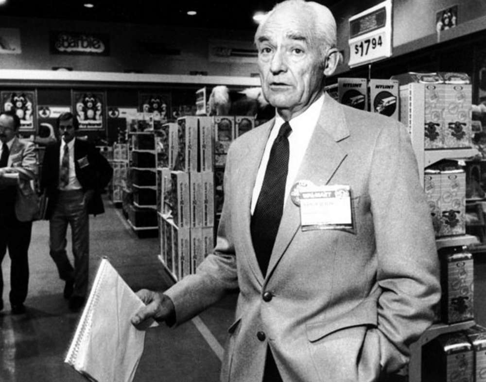 Management Ideas from Sam Walton
