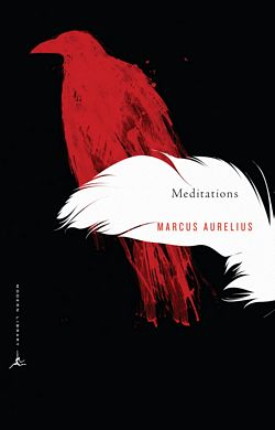 'Meditations: A New Translation' by Marcus Aurelius (ISBN 0812968255)