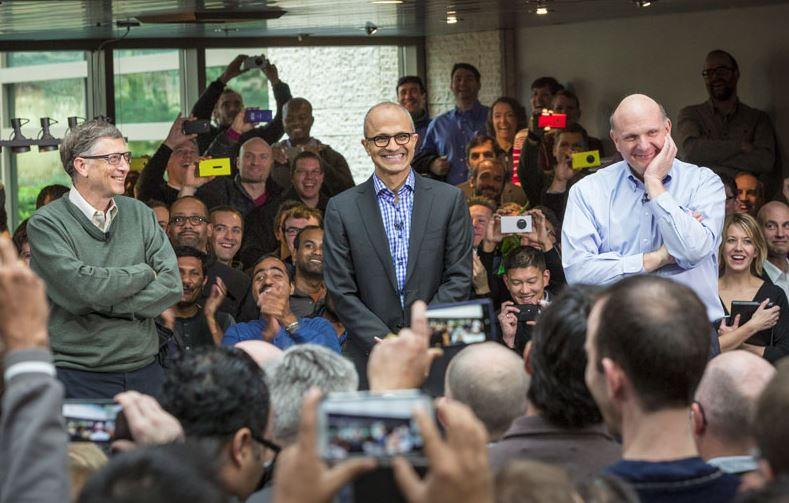 Satya Nadella and Microsoft's Transformation Story