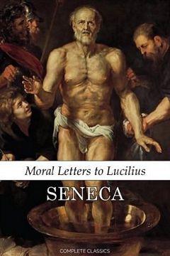 'Moral letters to Lucilius' by Seneca (ISBN 1536965537)