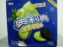 Marketing and Product Introduction Case Study: Oreo Green-tea Ice Cream Cookies in China