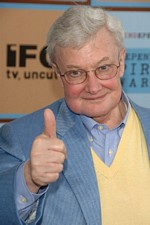Roger Ebert, American film critic and screenwriter