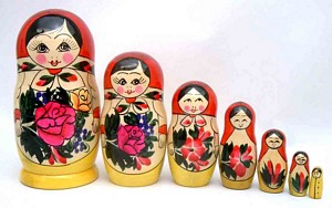 David Ogilvy on Russian Nesting Dolls and Building a Company of Giants