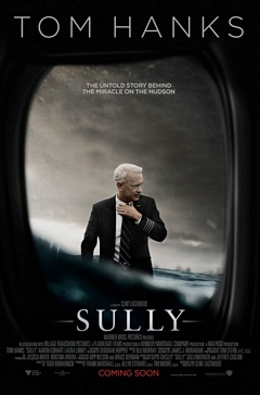 Sully Movie (2016) with Tom Hanks, Clint Eastwood