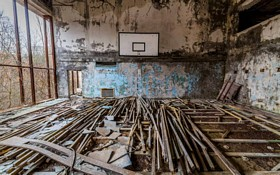 Inside Chernobyl's Radioactive Ruins - Engulfed by Forest